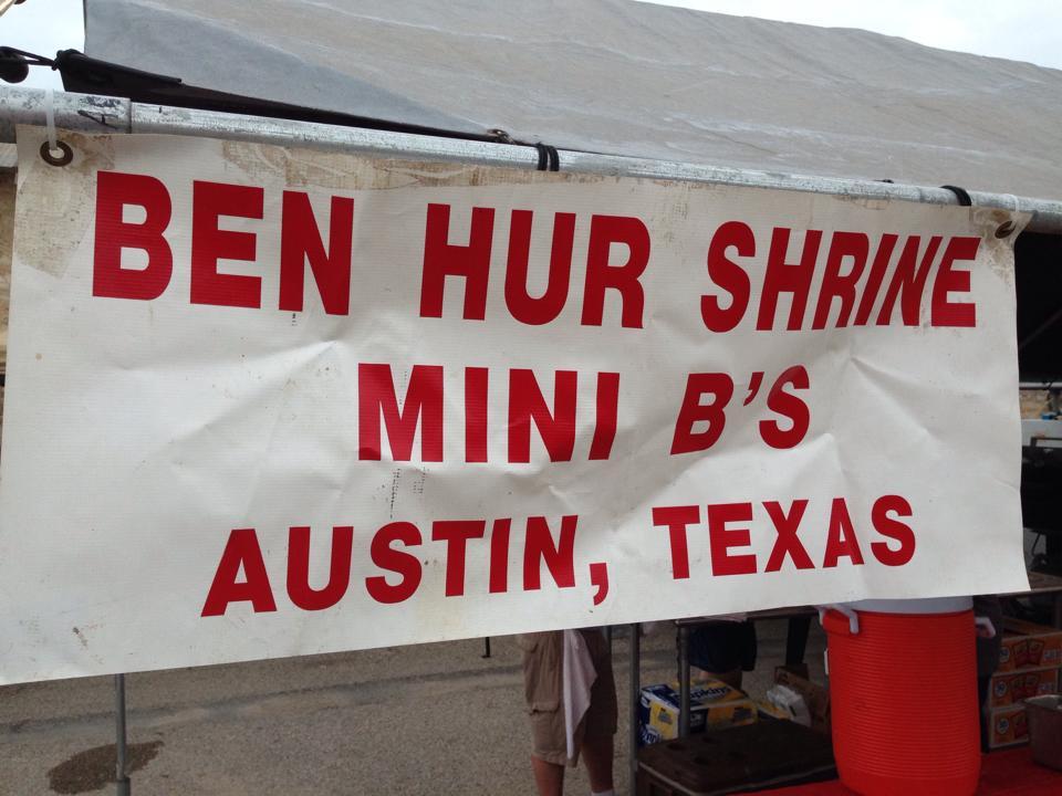 Ben Hur MiniBs