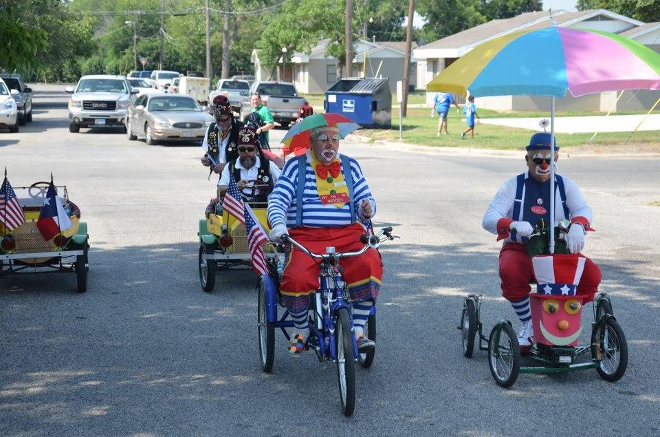 Ben Hur Parade